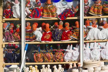 Turkish souvenir stall, Anatolia