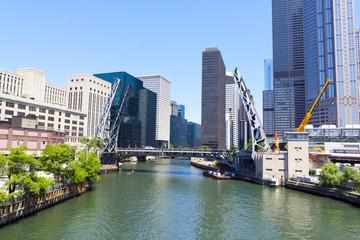 Papiers peints Chicago Chicago Downtown