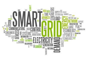 """Word Cloud """"Smart Grid"""""""