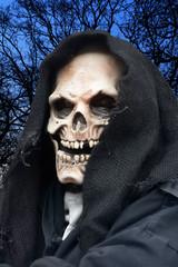 Grim Reaper in the night