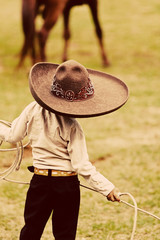 Little Mexican Cowboy