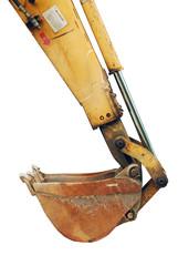excavator backhoe