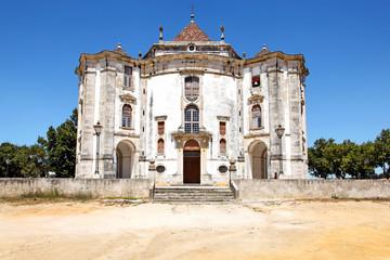 Sanctuaire du Seigneur Jésus de la Pierre in Obidos, Portugal