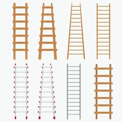 Set of ladders.