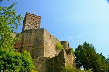 Burg Rötteln, Germany
