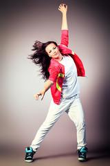 sportive dance