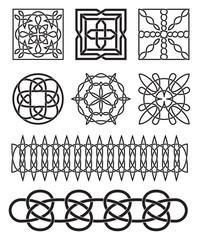 Celt knots (vector)