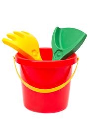 bucket toy
