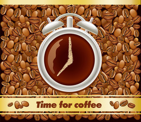 Time for coffee
