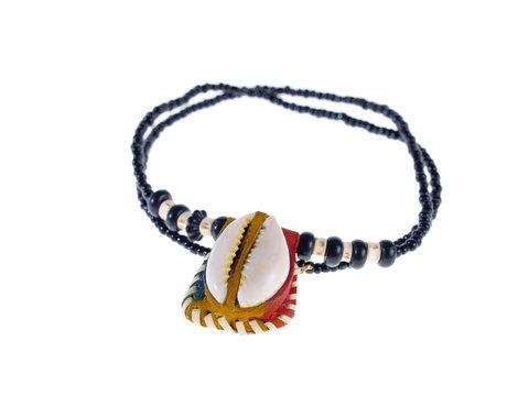 African Bracelet, jewellery studio isloated photo