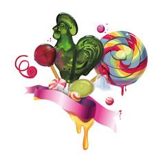 Sweets mix