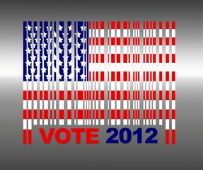 Presidental election 2012.