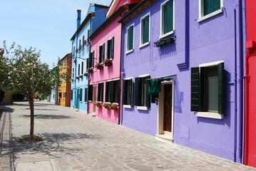 Homes of Burano - Venice - Italy 172