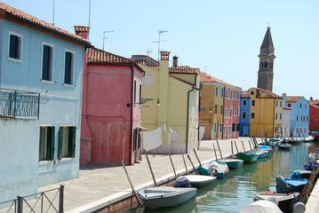 Homes of Burano - Venice - Italy 146