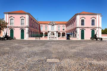 Historisches Regimento de Artilharia Antiaérea Queluz, Lissabon