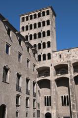 Barri Gotic, Barcelona, Spanien