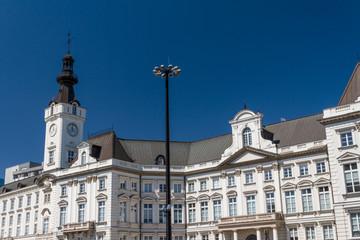 Jablonowskich Palace in Warsaw, Poland.