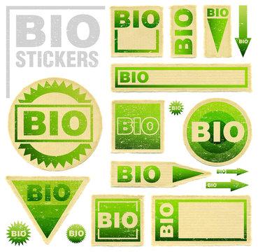 stickers bio