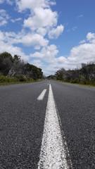 Australiens endloser Highway