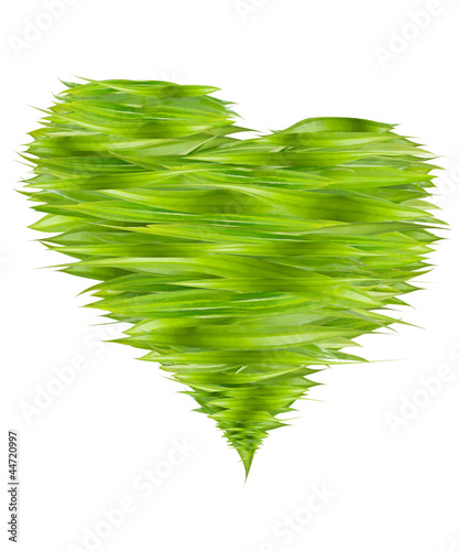 Heart Made Of Many Different Heart Symbols Stock Photo And Royalty
