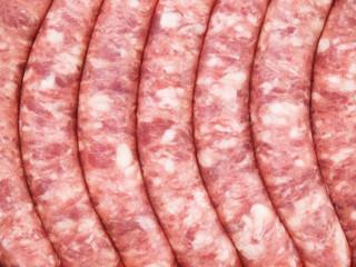 Sausage background