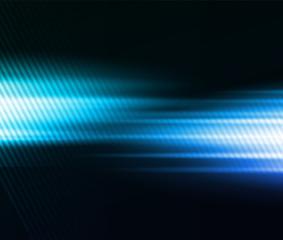 Vector light background