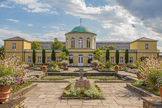 Hannover-Herrenhäusergärten