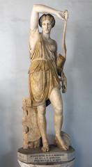 Wounded Amazon Roman copy of Greek original by Phidias