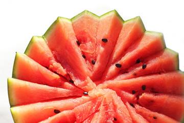 Freisteller Wassermelone