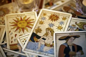 Tarot divination 035