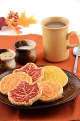 Harvest cookies