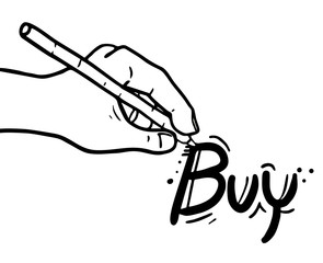 Buy drawing message