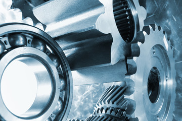 gear wheels, titanium and engineering parts