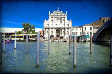 Church of Santa Lucia and Jeremy, Venice
