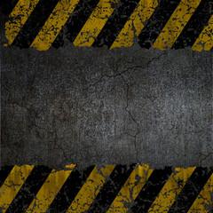 Warning background texture