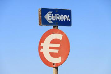 Europa und Euro