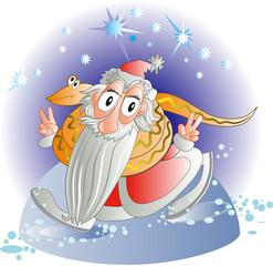 Санта победит
