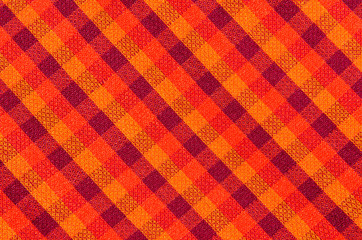 Texture of handmade Thai style cloth