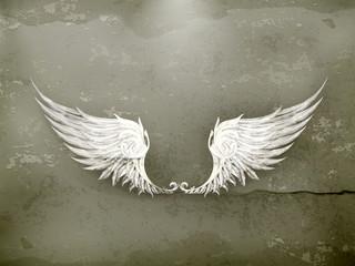 Białe Skrzydła Anioła