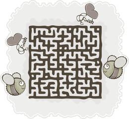 maze's bee