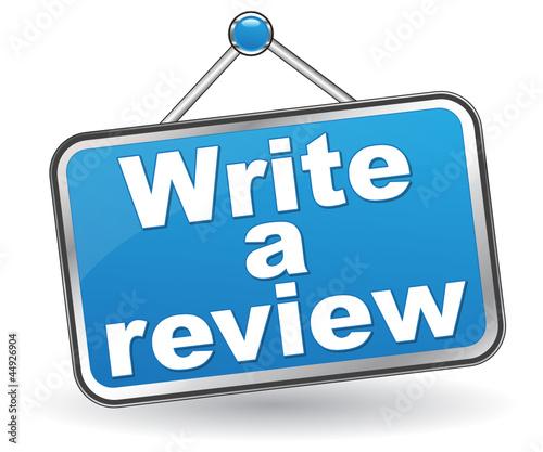 write com review