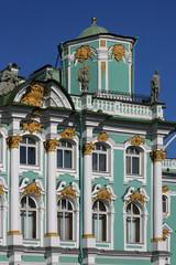 Musée de l'Ermitage à St-Pétersbourg
