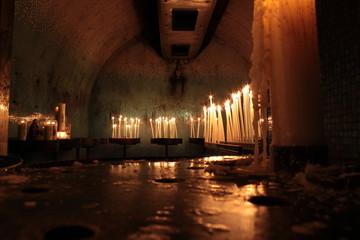 candele chiesa
