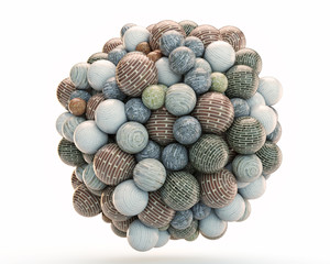 brick balls