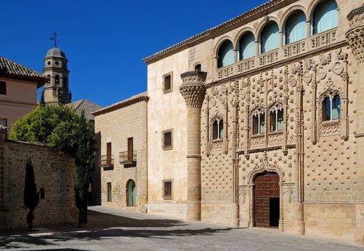 Jabalquinto Palace, Baeza, Spain © Arena Photo UK