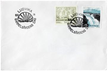 Swedish Envelope