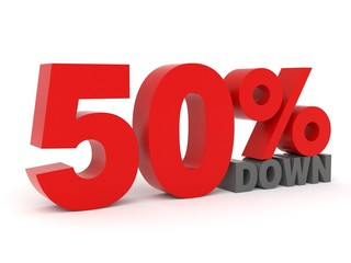 50% down - from my 3d discount collection