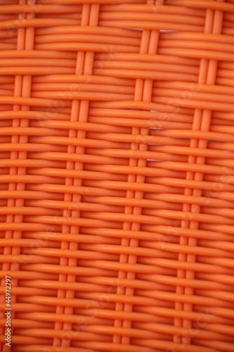 Filo Plastica Per Sedie.Dettaglio Di Una Sedia In Filo Di Plastica Intrecciato Stock Photo