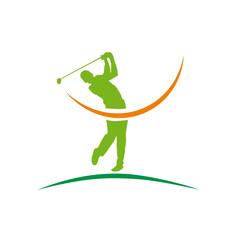 Logo Club Golf # Vector