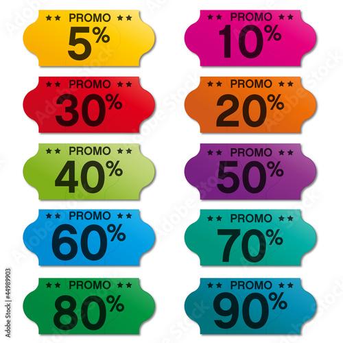 """Super étiquette/sticker promo/soldes"""" fichier vectoriel libre de droits  UJ41"""